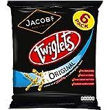 Jacobs Twiglets 6 Pack