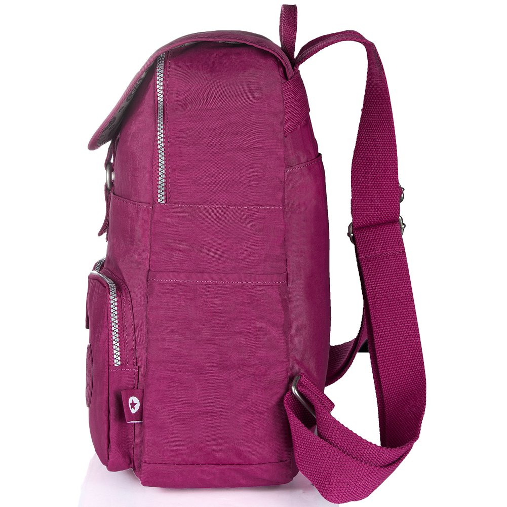 a6f5d331f8ce Mini Backpack Nylon Travel Daypack Cute Junior Schoolbag(1501 Wild  Watermelon)  Amazon.co.uk  Luggage