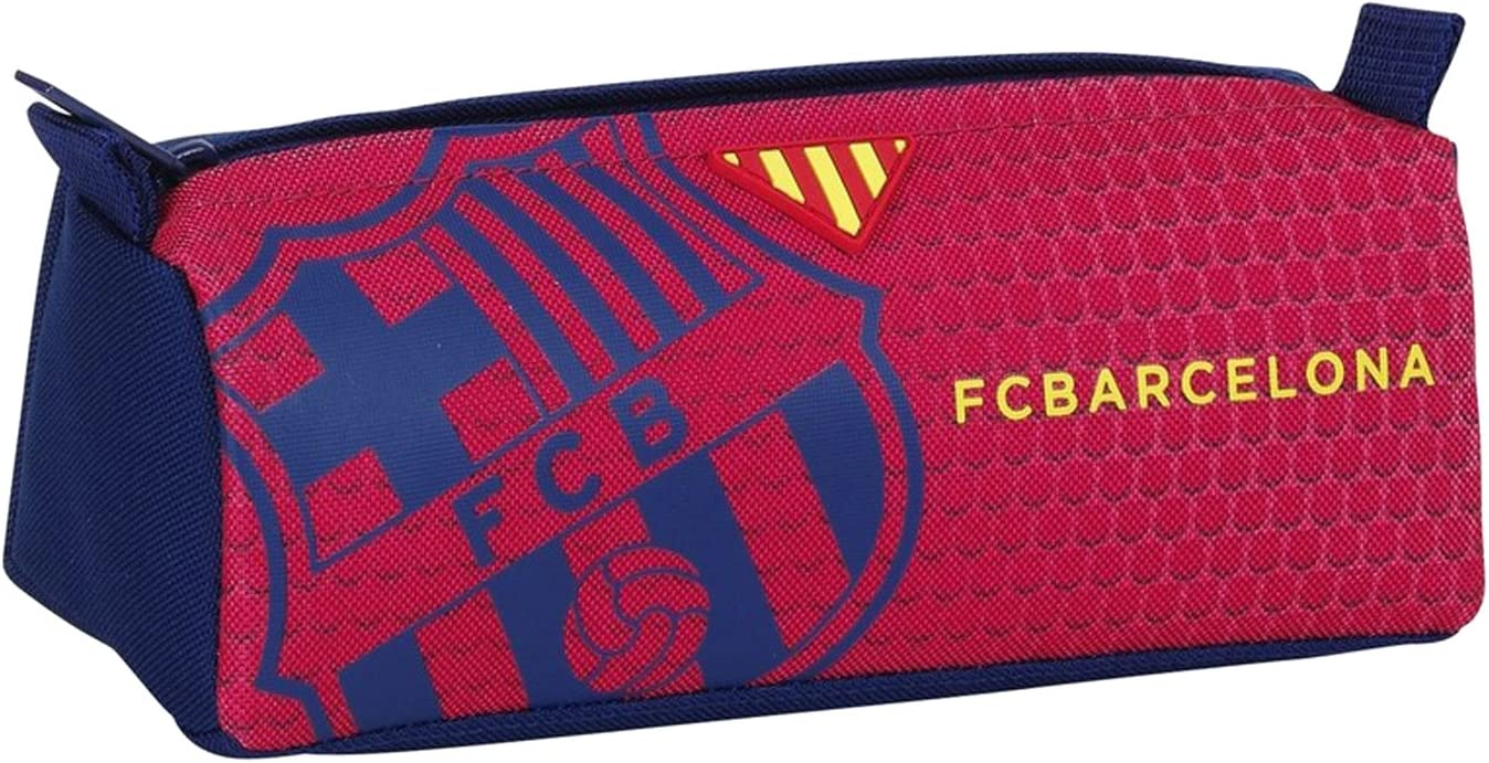 Futbol Club Barcelona - Estuche portatodo (SAFTA 811572742): Amazon.es: Juguetes y juegos