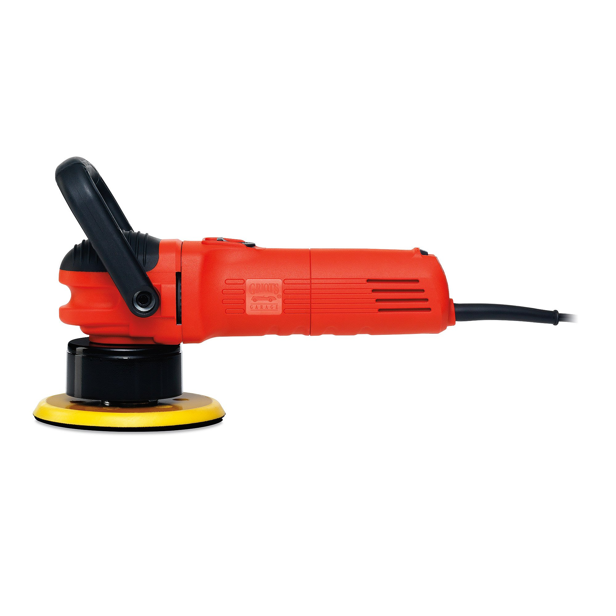 Griot's Garage 10813STDCRD 6'' Dual Action Random Orbital Polisher with 10' Cord by Griot's Garage (Image #4)