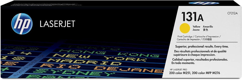 HP 131A Toner Cartridge CF212A Yellow