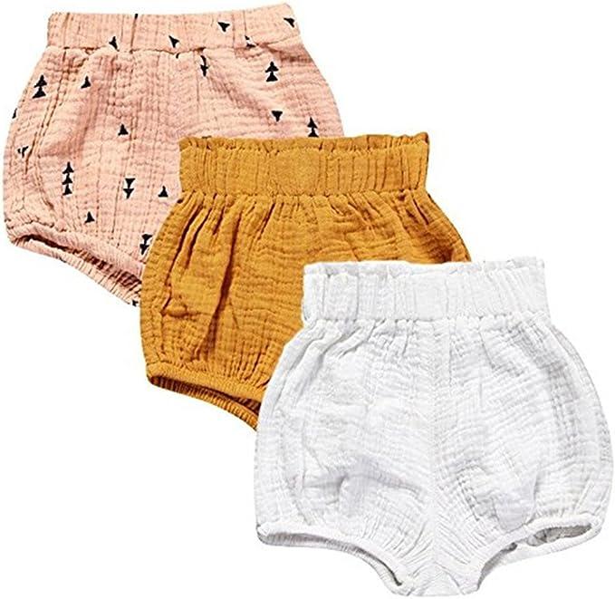 FAIRYRAIN - Braguitas bordadas - para bebé niña: Amazon.es: Ropa y ...