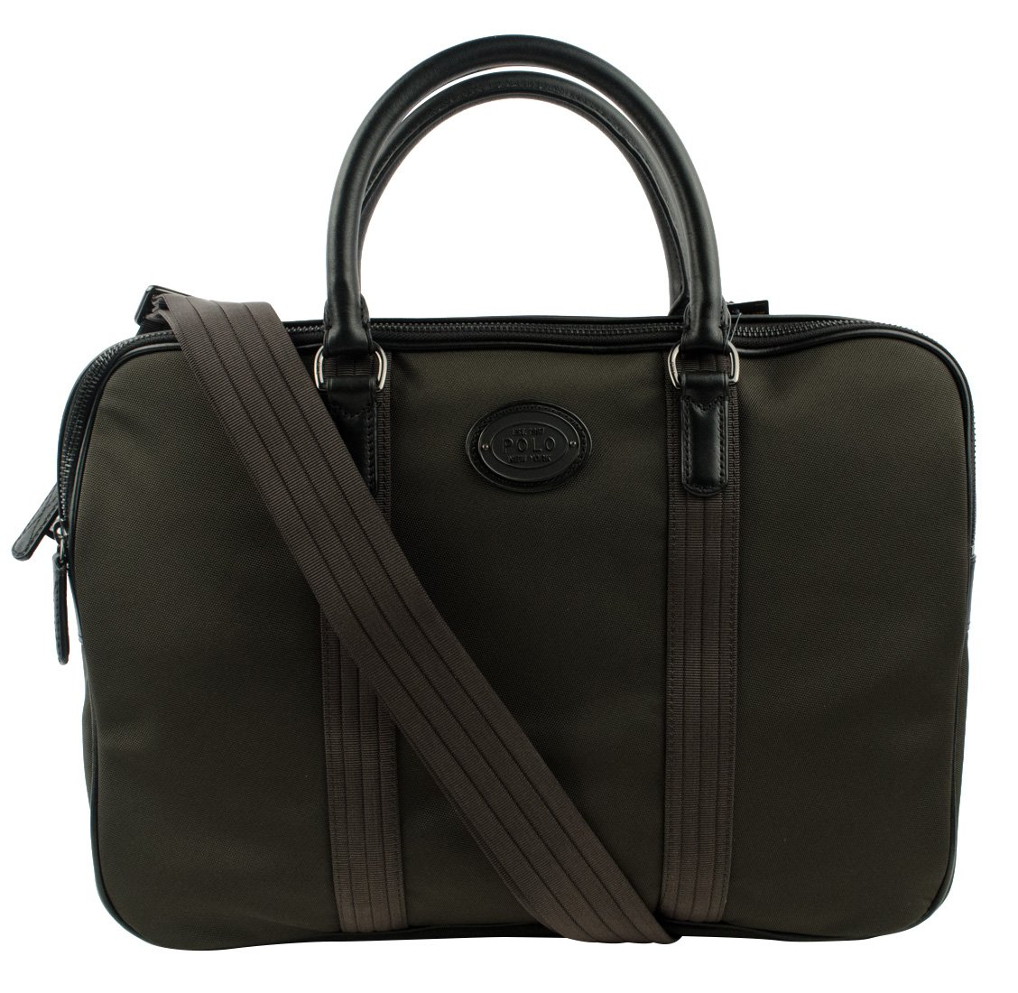 8febc2756e7b Polo Ralph Lauren Men s Thompson Briefcase-O-One Size