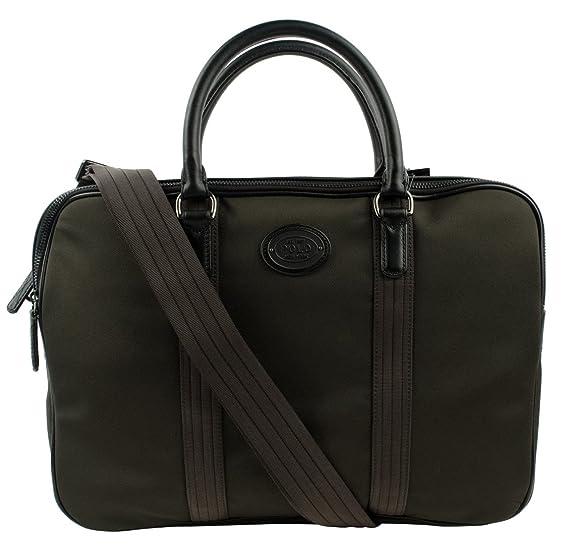 145c8ae056 Polo Ralph Lauren Men's Thompson Briefcase-O-One Size: Amazon.co.uk ...