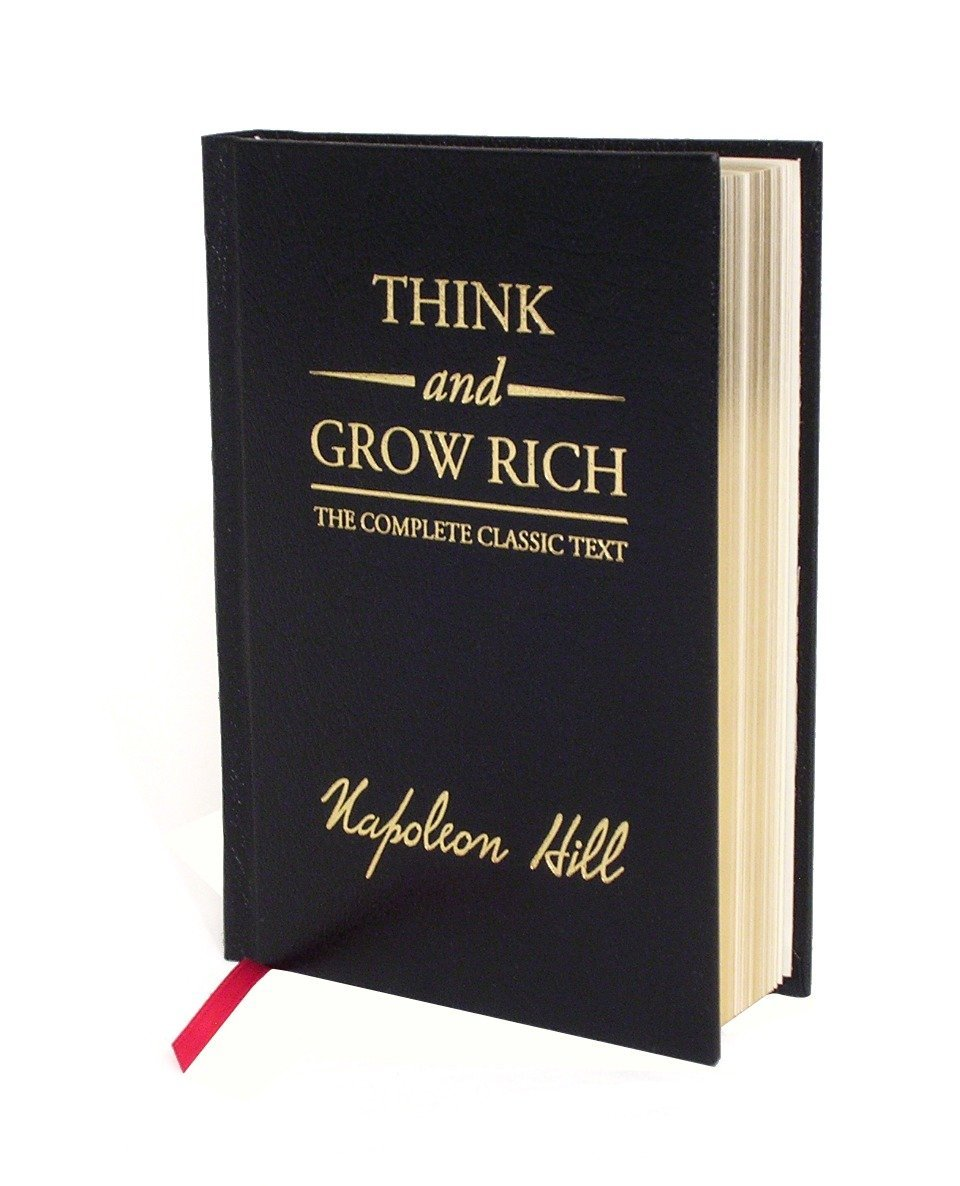 Think and Grow Rich Deluxe Edition: The Complete Classic Text (Think and Grow Rich Series) by Tarcher