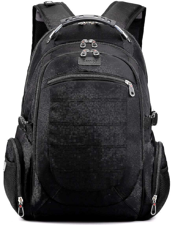 Ranvoo 17.3 Laptop Backpack, Business Anti Theft Waterproof Travel Backpack for men Women