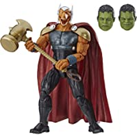 Marvel Legends Series Beta Ray Bill 6-inch Collectible Action Figure Toy for Ages 6 and Up with Accessories and Build-A-Figure Piece