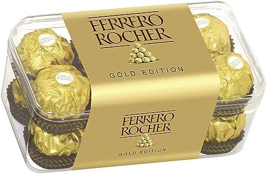 FERRERO ROCHER GOLDBARREN