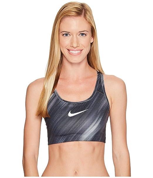 Nike Pro CLSC SWSH LT Strk Sujetador Deportivo, Mujer, Negro ...