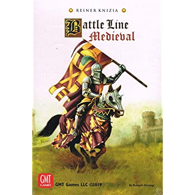 Battle Line: Medieval: Toys & Games