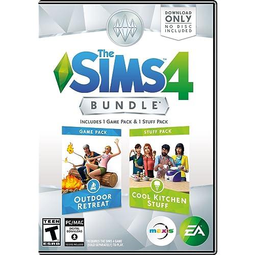 Cool Kitchen Stuff Sims: The Sims 4 Stuff Pack: Amazon.com