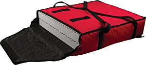 San Jamar PB25 Commercial Insulated Pizza/Food Delivery Bag, 6
