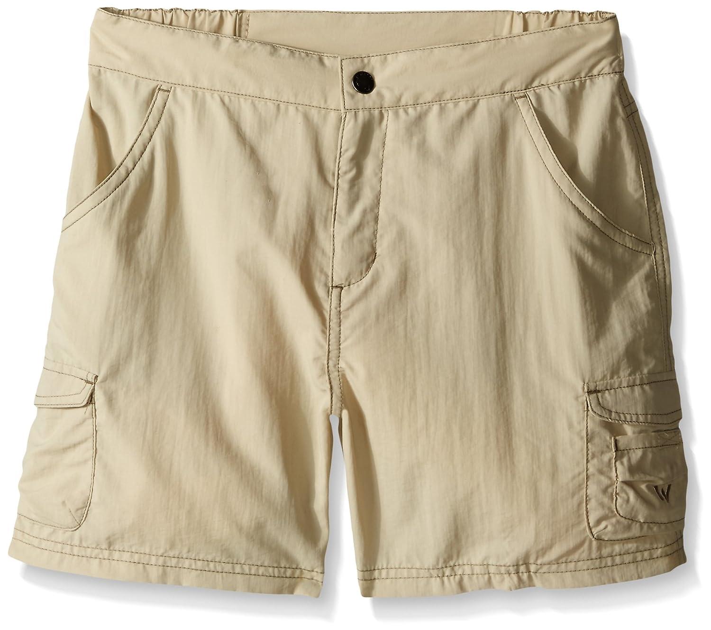 White Sierra Girls Junior Crystal Cove River Shorts