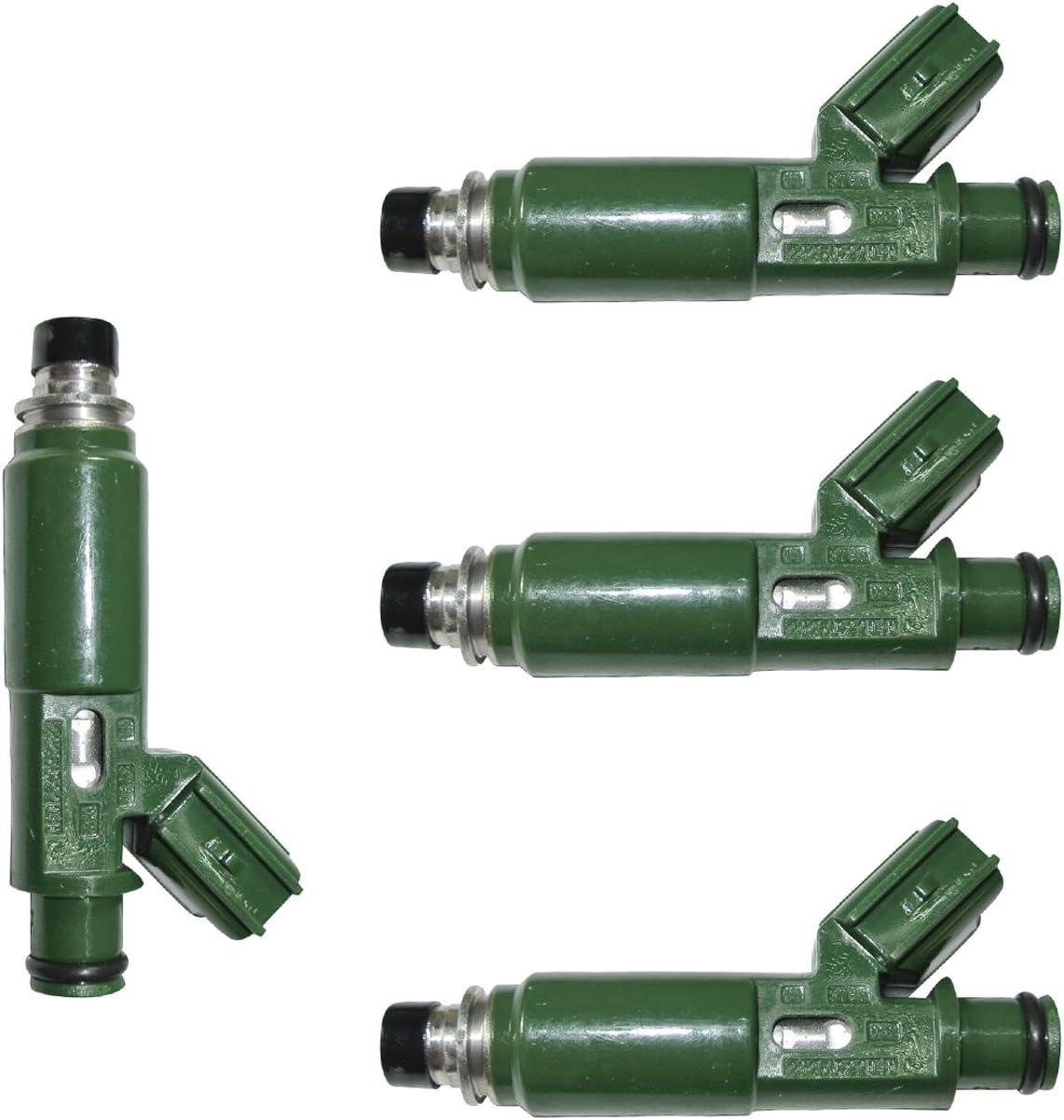 Fuel Injector 23250-22040 For Toyota Celica Corolla Matrix MR2 Spyder 1.8L 1ZZFE