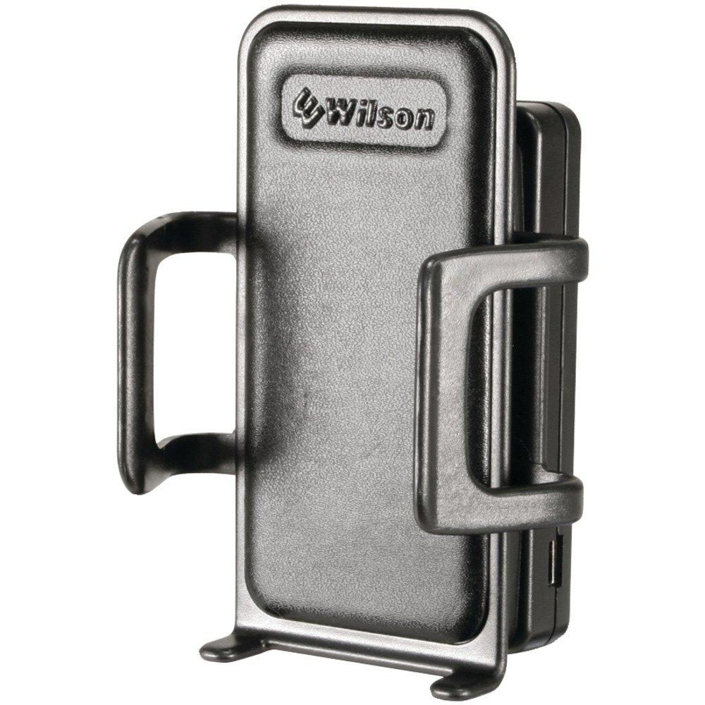 weBoost Vehicle Cellular Sleek 3G Signal Booster – Single-User Cradle – Retail Packaging – Black