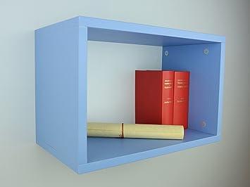 Mit Design Store Modular cabinet ZEUS 1, wall cabinet (Blue