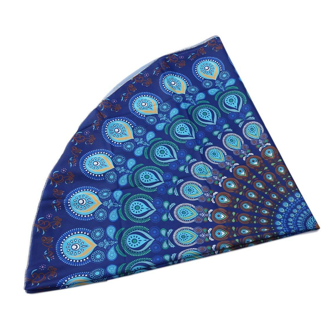 Candyboom /Único Ronda India Toalla Scarve Moda Mandala Playa Picnic Throw Alfombra Manta C/ómoda Algod/ón Toalla de Playa Estera de Yoga