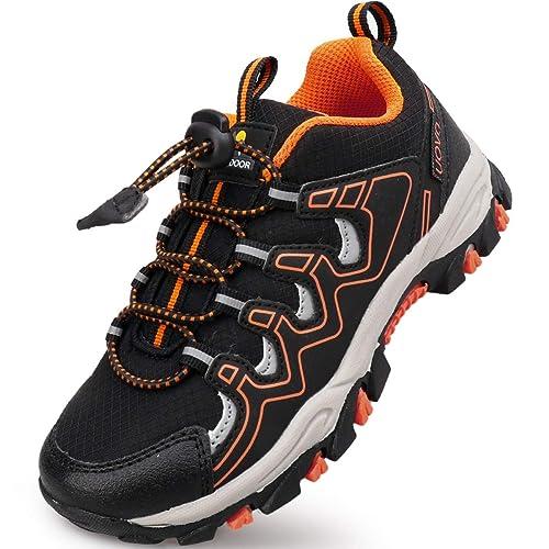 e13ffc7e3b UOVO - Zapatillas Deportivas para niños, para Correr, Senderismo, Tenis,  Zapatillas Deportivas