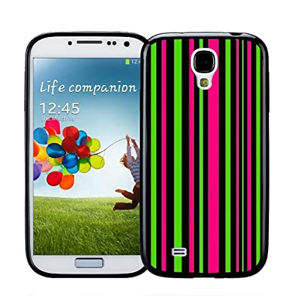 Amazon.com: Caso para Samsung Galaxy S4, GlowLines