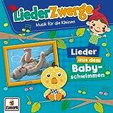 Liederzwerge-Lieder aus dem Babyschwimmen
