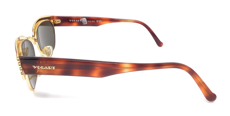 Vogart - Gafas de sol - para mujer Tartarugato E Oro 48 ...
