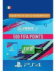 FIFA 19 Ultimate Team - 500 FIFA Points | Codice download per PS4 - Account italiano
