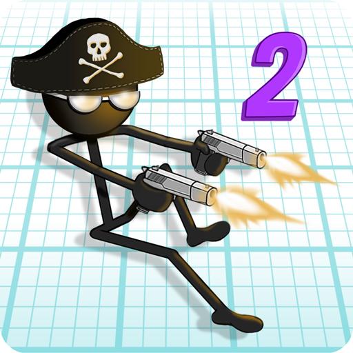 (Gun Fu: Stickman 2)
