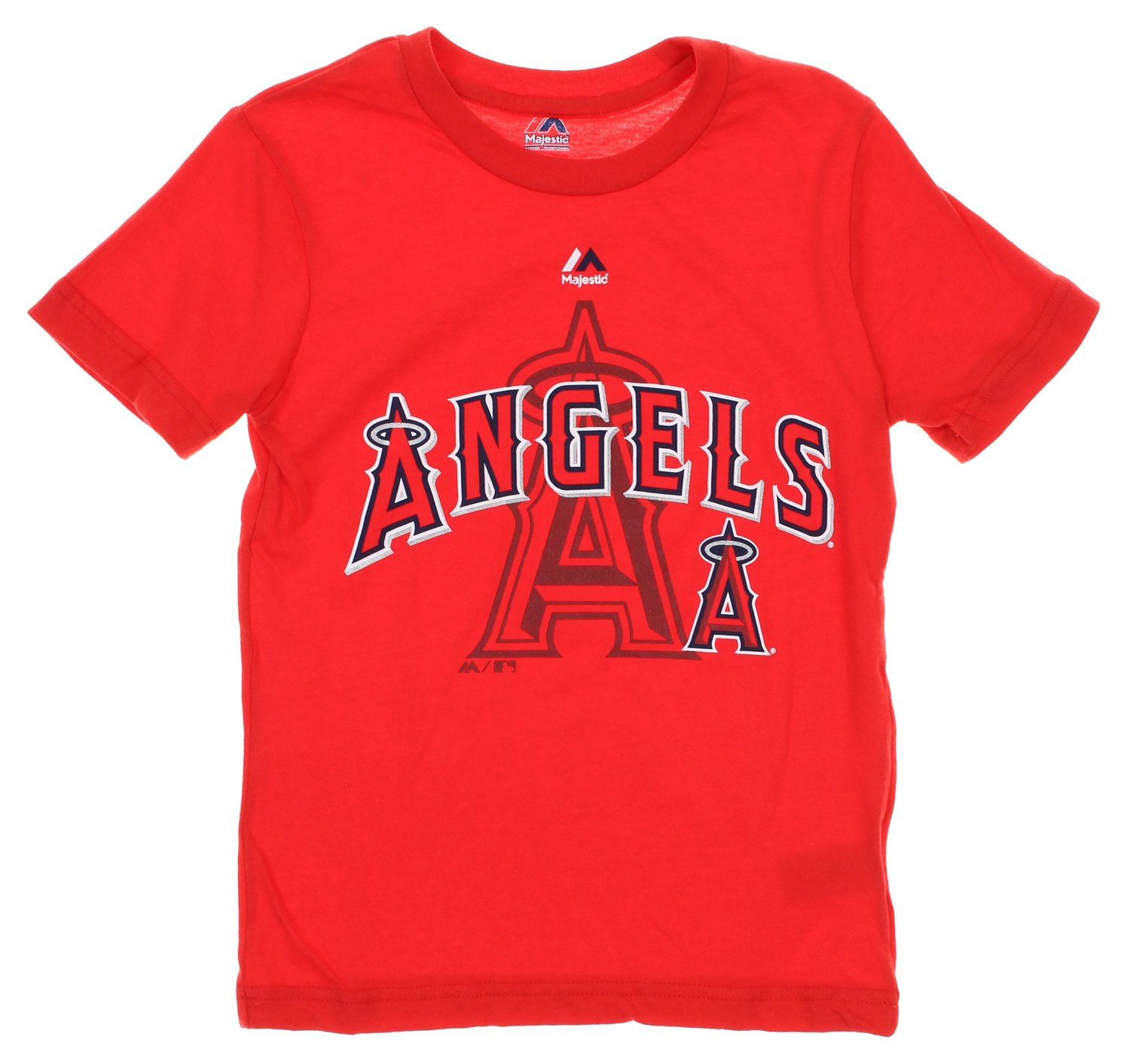 新発売の マジェスティックMLB Los Angeles T、レッド Angels of Anaheim Big Real Boys Youth B01E06TPWI Real Gem T、レッド XL B01E06TPWI, 三河機工 カイノス:0fda25b1 --- a0267596.xsph.ru