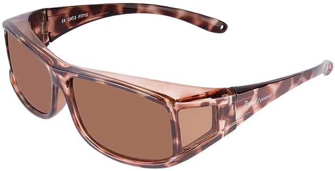 36b0ec87718 Rapid Eyewear SUR-LUNETTES DE SOLEIL POLARISÉES FEMMES écaille de tortue