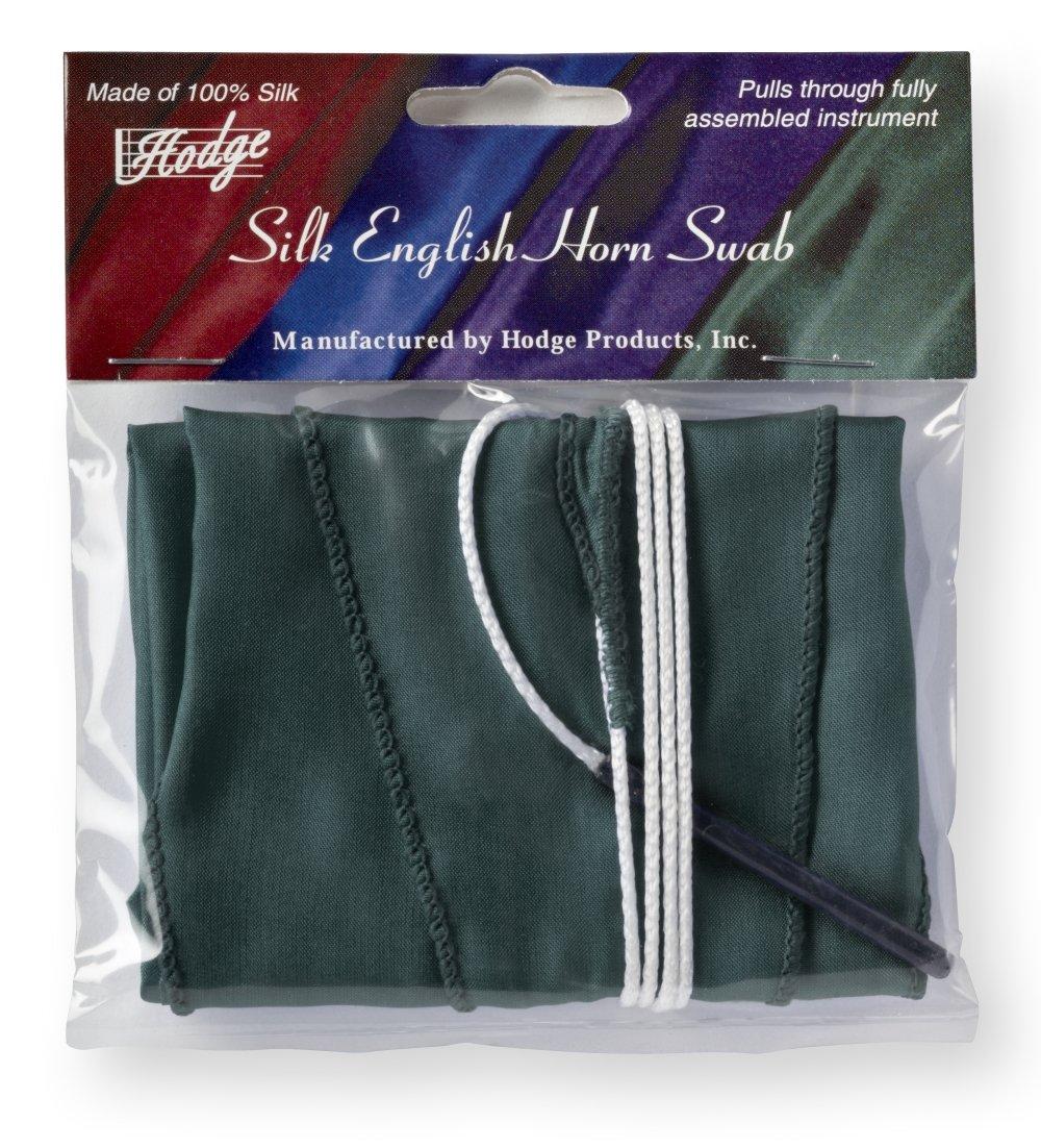 Hodge Silk English Horn Swab - Green