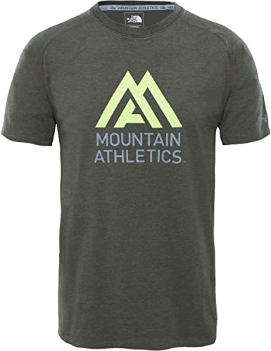 The North Face M Wicke Graphi CR-EU - Camiseta Hombre: Amazon.es: Ropa y accesorios