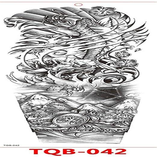 Handaxian 2 unids-Duradero Realista Impermeable Brazo Completo ...