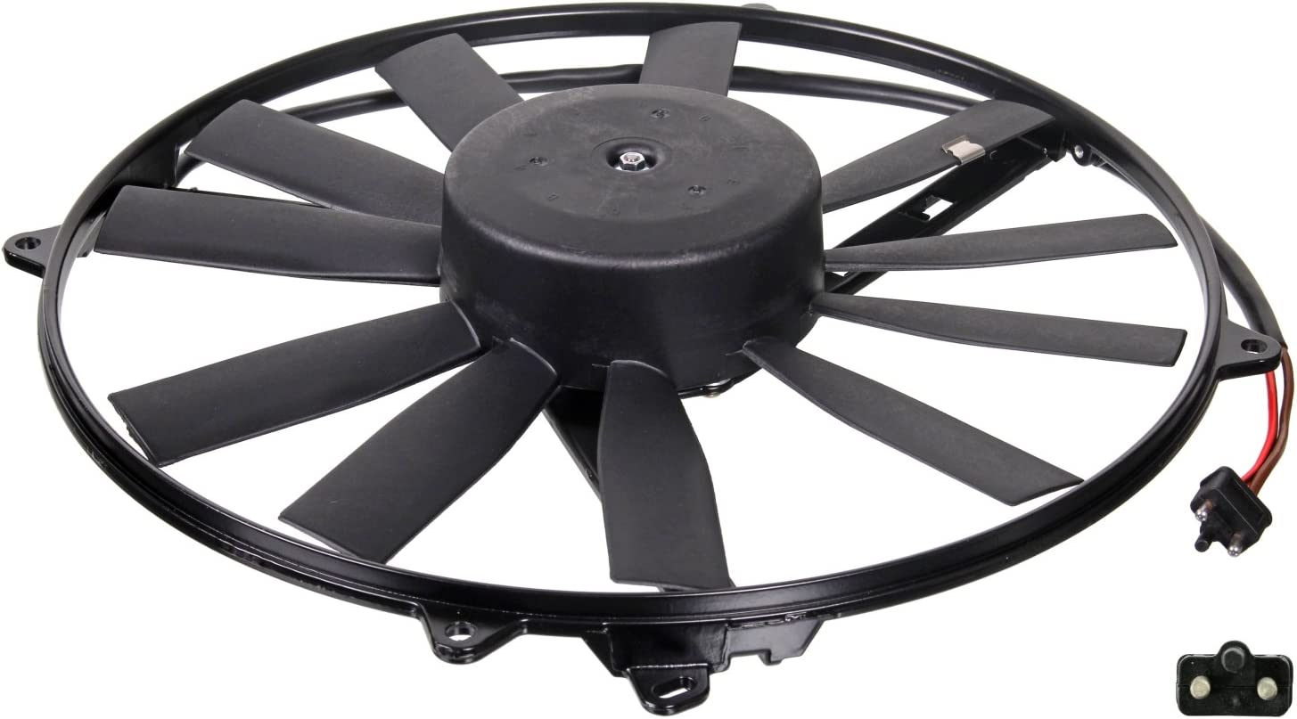 Febi Engine Cooling Fan Motor 12391