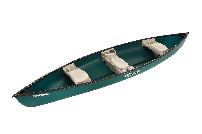Sun Dolphin Mackinaw canoe