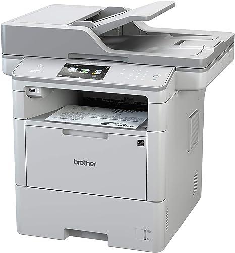 Brother DCP-L6600DW - Impresora multifunción láser Monocromo ...