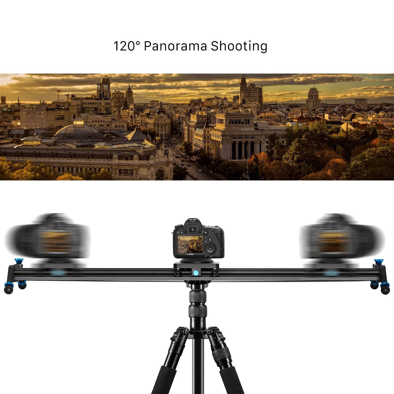 Amazon com : GVM Great Video Maker GT-J80D Motorized Camera