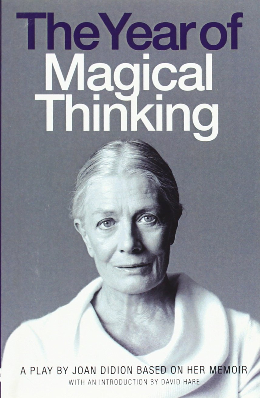 the year of magical thinking playscript joan didion joan didion the year of magical thinking playscript joan didion joan didion 9780007270743 com books
