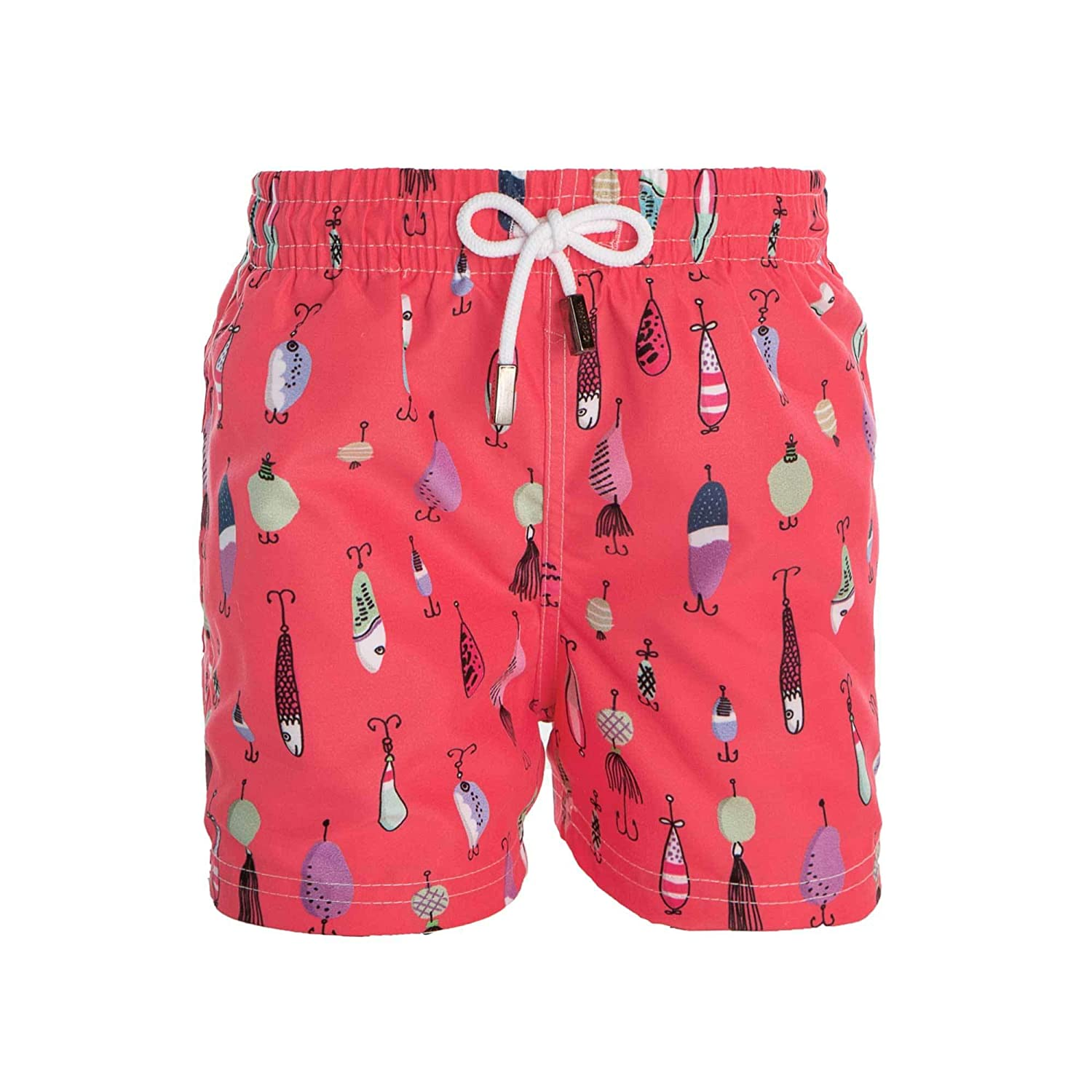 New Print Collection Kids Boys Premium Swimsuit Quick Dry Beach Trunks 98 Coast Av