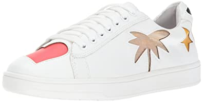 Steve Madden Limit Embellished Sneaker