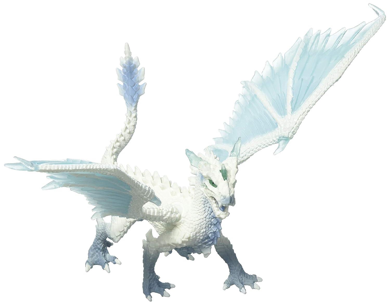 Schleich- Figura dragón de hielo, Color agua, 17'5 cm 17' 5 cm 70139