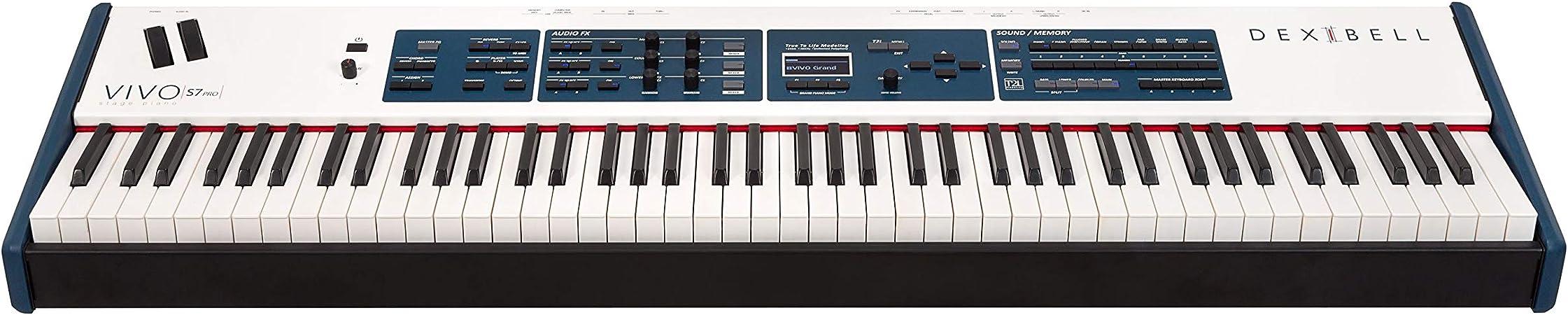 Dexibell Vivo S7 Pro - Piano: Amazon.es: Instrumentos musicales