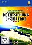 Die Entstehung unserer Erde - Staffel 2 (History) (4 DVD Box)