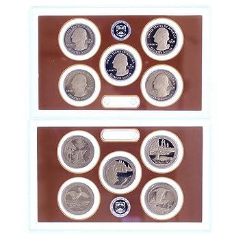2012 S New Mexico Quarter ATB Chaco Culture Gem PROOF Deep Cameo Clad US Mint