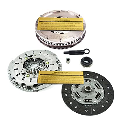 Amazon.com: LUK CLUTCH KIT+ DMF FLYWHEEL AUDI A6 ALLROAD QUATTRO S4 2.7L BITURBO B5 C5: Automotive