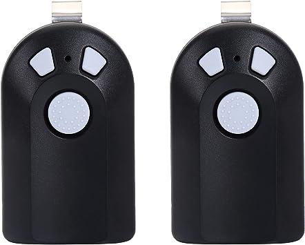 Alisontech Intellicode ACSCTG Type 3 Remote for Overhead Door Garage Door Opener(2Pack)