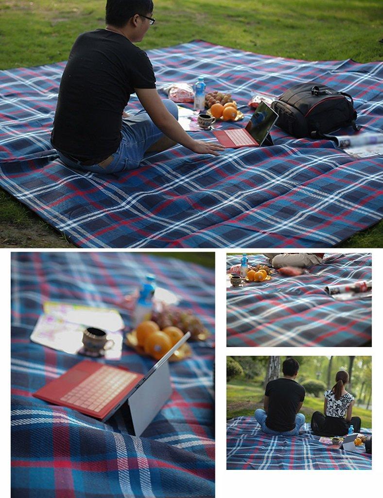 Picknickdecken Zelt-feuchtigkeitsfeste Matten-kampierende Picknick-Auflage wasserdichtes im Freien 250  250cm 250cm 250cm (Farbe   Style 3) B07BJ63JNG Picknickdecken Hochwertige Materialien 66efc7