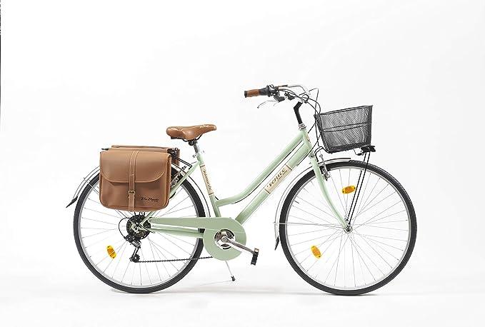 VENICE I Love Italy 605 Lady - Bicicleta de ciudad (28 pulgadas ...