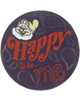"Disney's ""Happy to Be Me"" Pin From Snow White and the Seven Dwarfs"