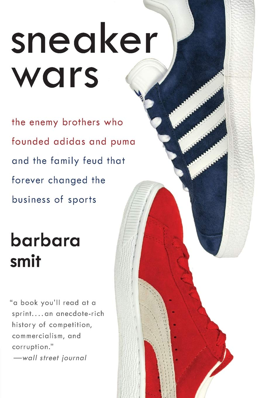 Sneaker Wars: The Enemy Brothers Who Founded