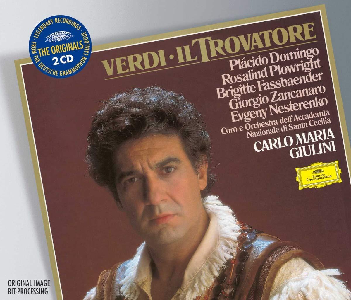 Max 51% OFF Il New mail order Trovatore Complete